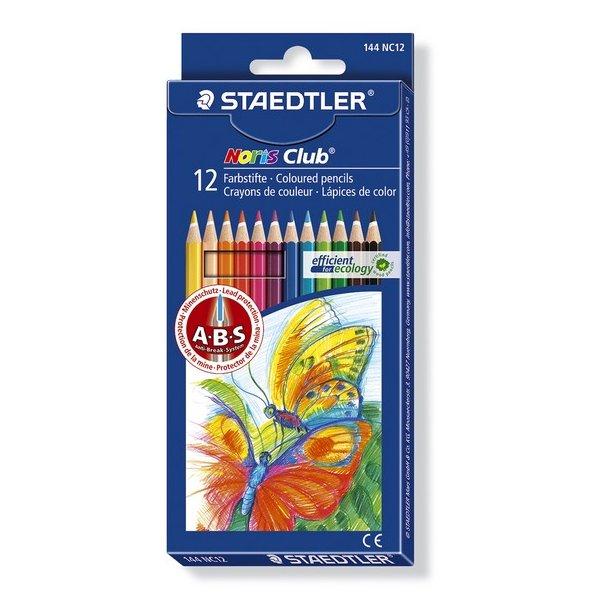 Staedtler Noris Club farveblyanter 144 NC12