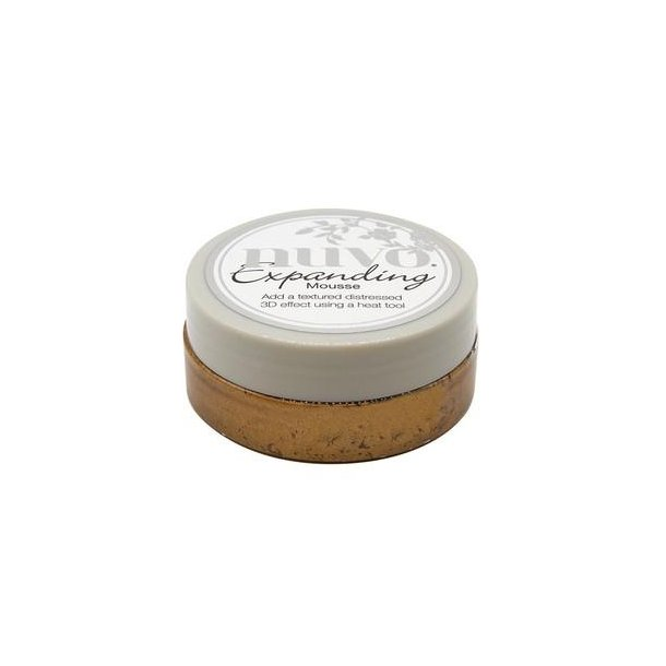 Nuvo Expanding Mousse - 1703N - Mustard Seed