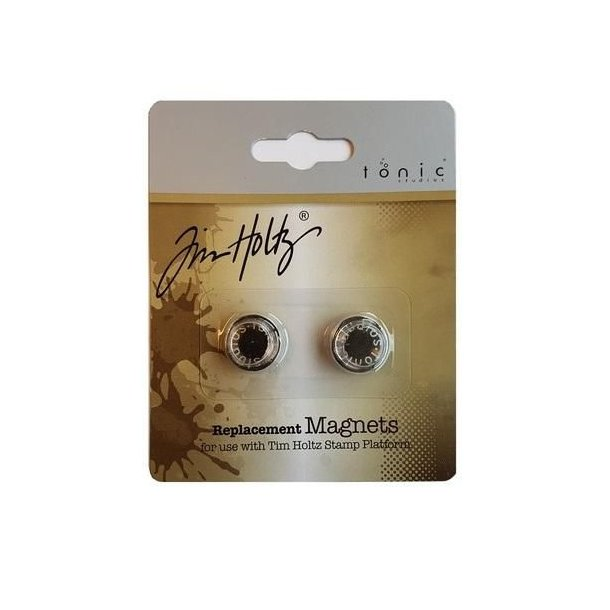 Tonic Studios / Tim Holtz - 2 replacement magnets - 1709E
