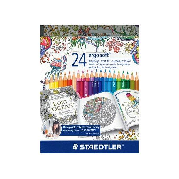 Staedtler Noris Club farveblyanter 157 C24JB