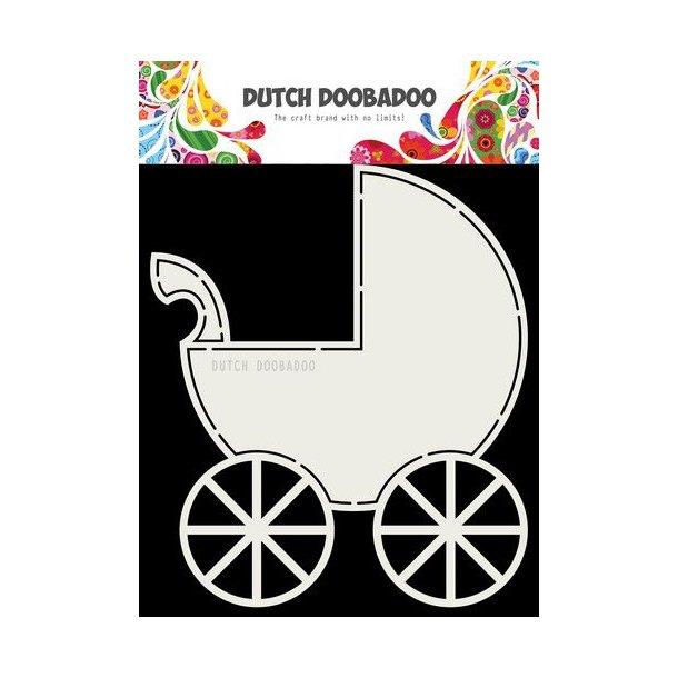 Dutch Doobadoo Card Art - Buggy