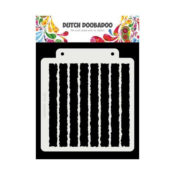 Dutch Doobadoo Mask Art - Grunge Strip A5 - 470.715.149
