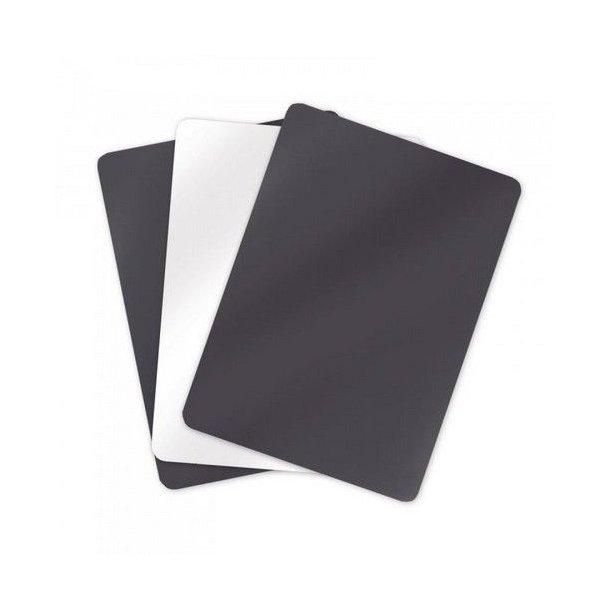 Sizzix Magnetiske plader - 662871 - 16,51 x 11,11cm
