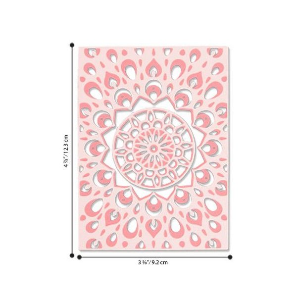 Sizzix - Thinlits Die - 663857 - Kaleidoscope Layers