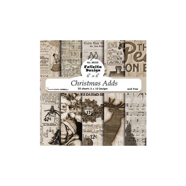 FelicitaDesign - 69335 15x15 - Christmas Adds