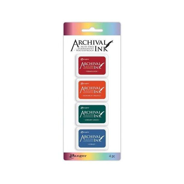 Archival Mini Ink Kit 1 - AMDK57796 - Wendy Vecchi