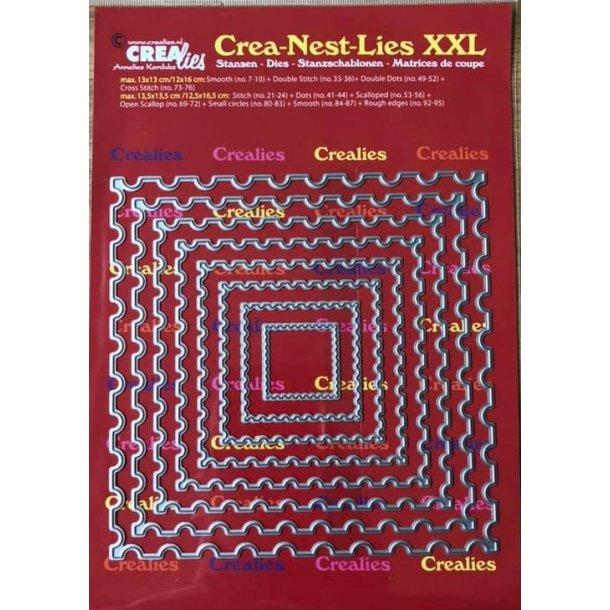 CREAlies Dies - CLNestXXL 97