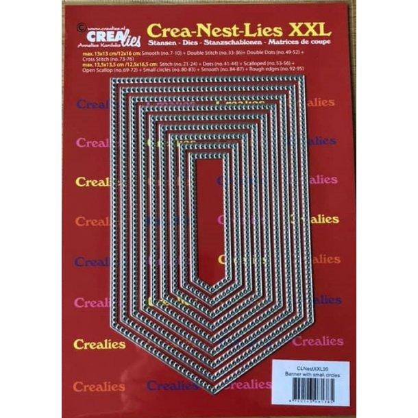CREAlies Dies - CLNestXXL 99
