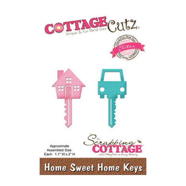 Cottage Cutz - CCE-421-Nøgler