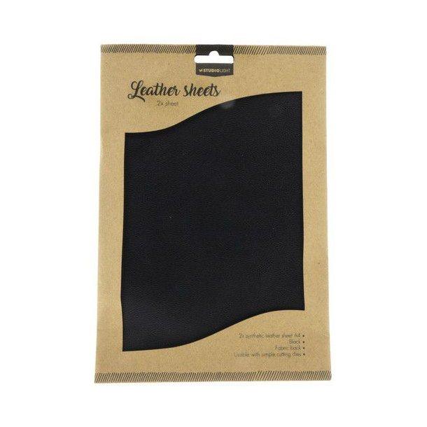 Studio Light Fake Leather FLSSL04 - Black