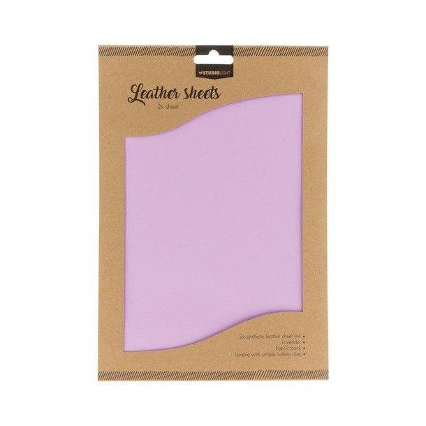 Studio Light Fake Leather FLSSL06 - Lavender