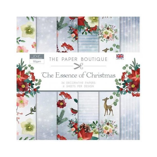 Paper Boutique Paperpad - Essence of Christmas - PB1071
