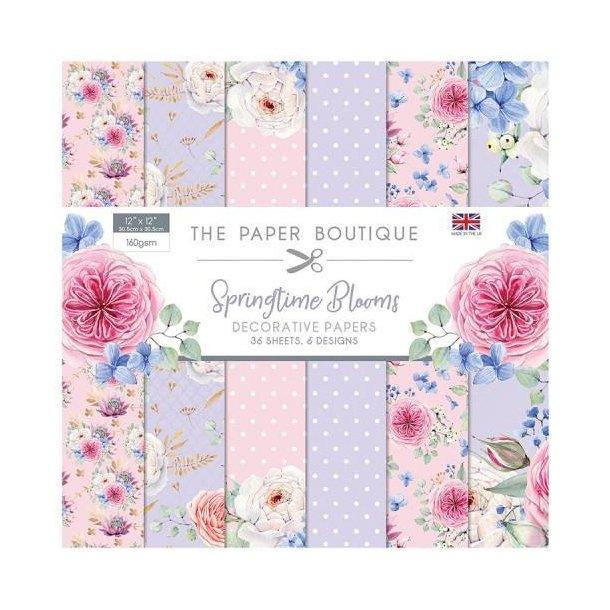 Paper Boutique Paperpad - PB1180 - Springtime Blooms