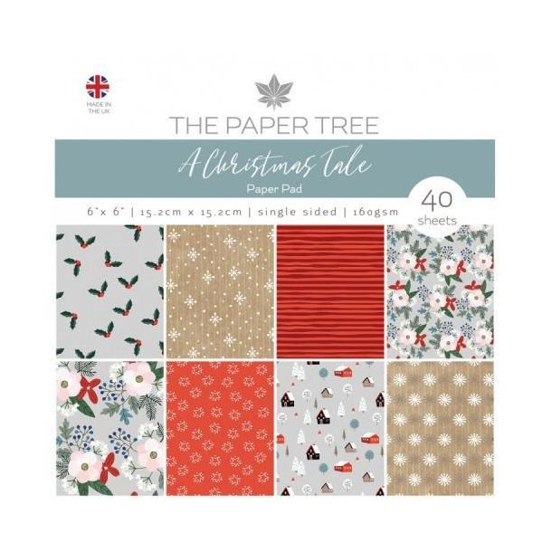Paper Tree Paperpad - A Christmas Tale - PTC1030