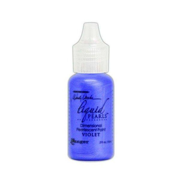 Liquid pearls - Violet