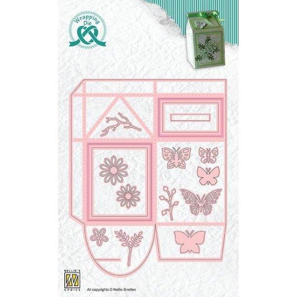 Nellie's WPD011 - Milkpack box
