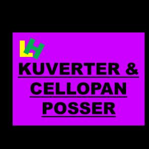 Kuverter & Cellopanposer