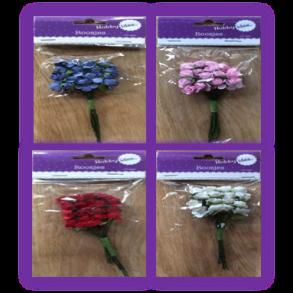 Hobbyidee Blomster