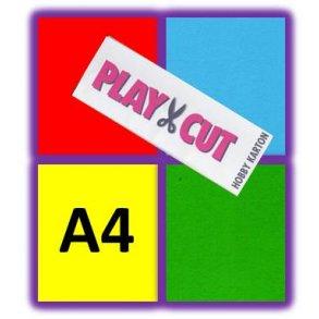 Play Cut Karton A4