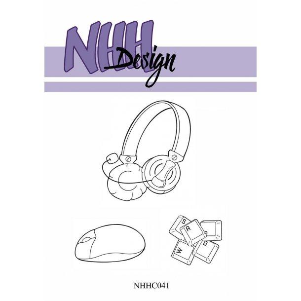 NHH Design Stempel - NHHC041