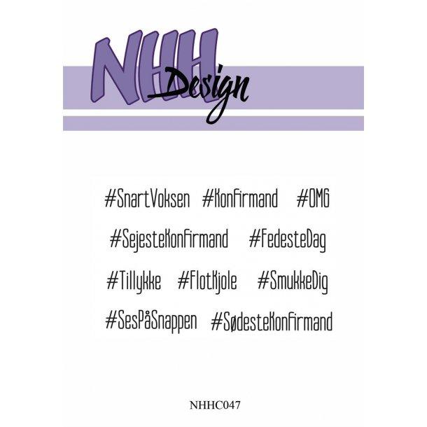 NHH Design Stempel - NHHC047