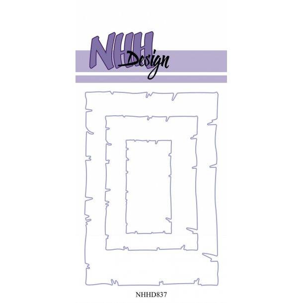NHH Design Dies - NHHD837 - Old Paper