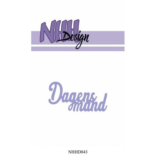 NHH Design Dies - NHHD843 - Dagens mand