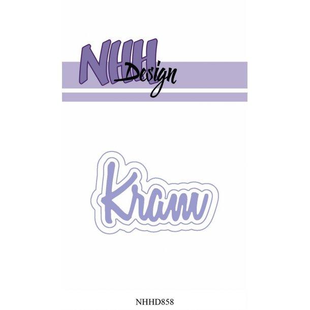 NHH Design Dies - NHHD858 - Kram