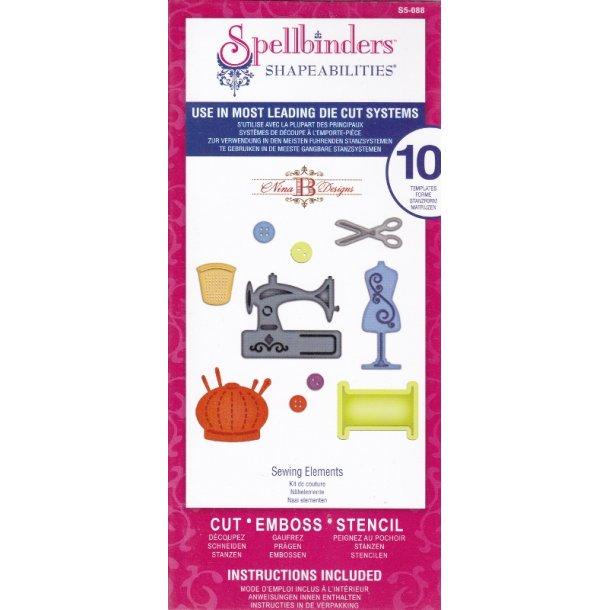 Spellbinders s5-088